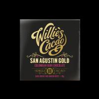 Willie`s Cacao - Dunkle Schokolade Gold San Agustin, 88%