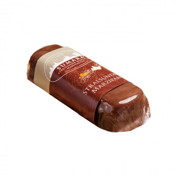 Sumara Stralsunder Marzipan - Marzipanbrot mit Vollmilch-Schokolade