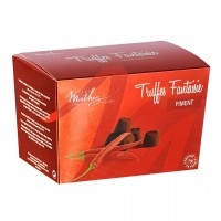 Mathez - Schokoladen-Trüffel mit Chili