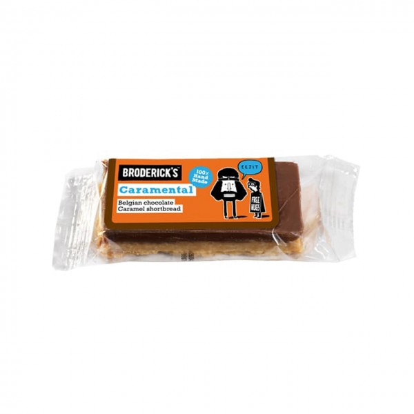 Brodericks - Kuchenriegel mit Karamell