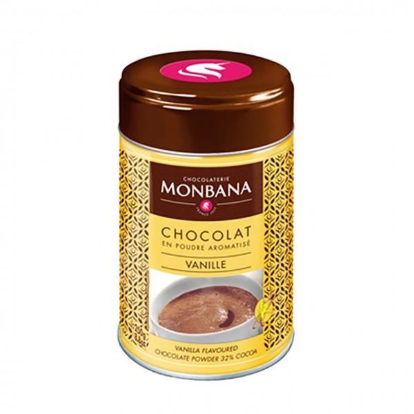 Monbana - Trinkschokolade mit Vanille
