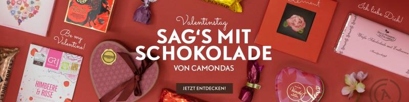 Valentinstag mit CAMONDAS