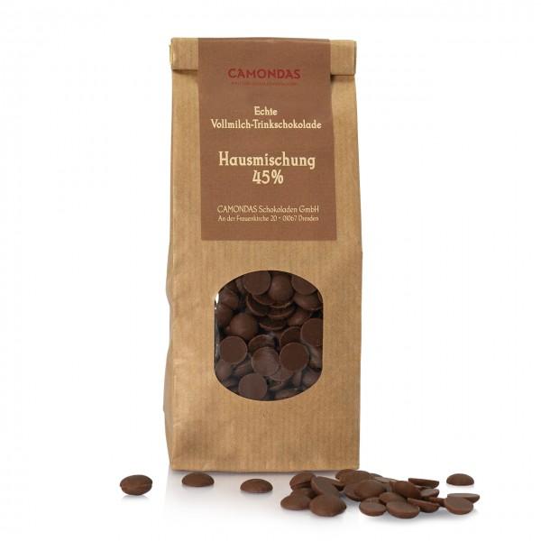 CAMONDAS - Hausmischung - Vollmilch Schokoladen-Drops