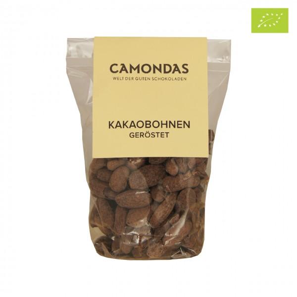 CAMONDAS - BIO-Kakaobohnen geröstet