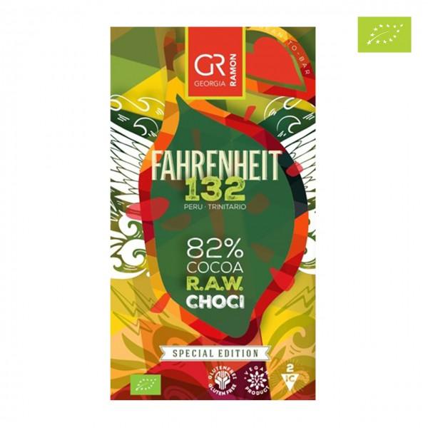 Georgia Ramon - Fahrenheit132 Raw Chocolate