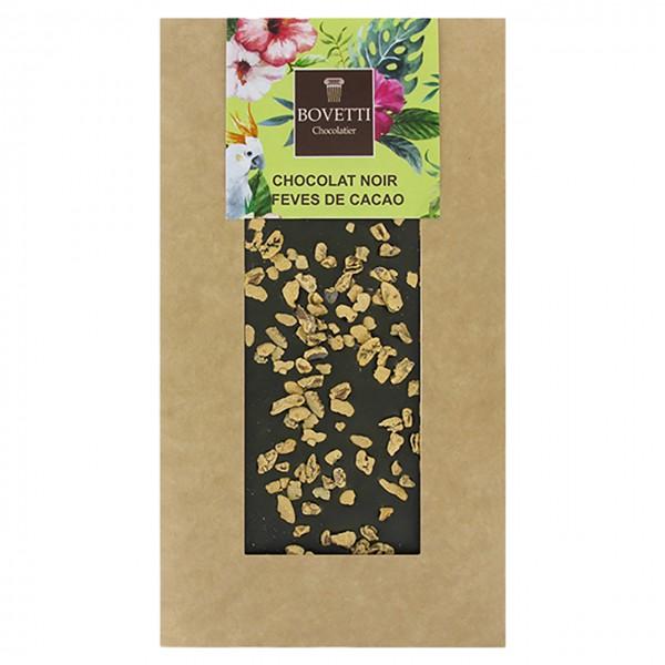 Bovetti - Dunkle Schokolade mit Kakaosplitter
