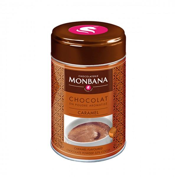Monbana - Trinkschokolade Karamel