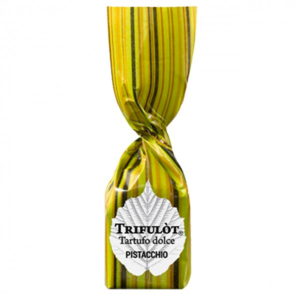 TartufLanghe - Mini Trifulòt - Tartufo dolce Pistacchio