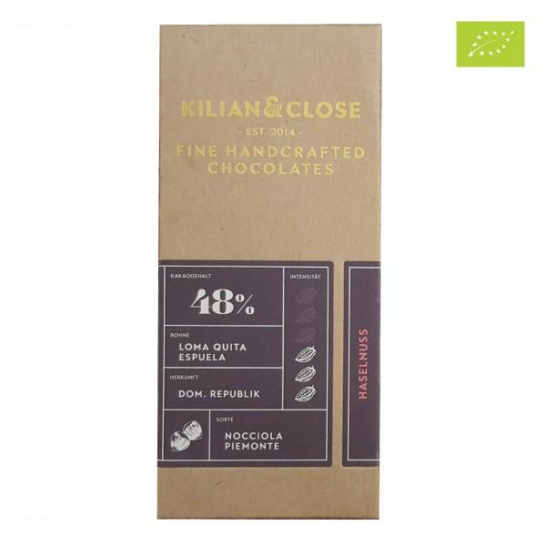 Kilian & Close - Haselnuss, 48%