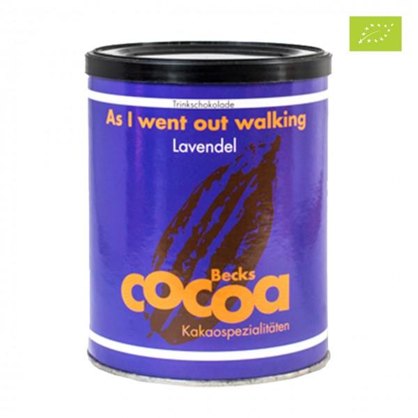 Becks Cocoa - Bio-Kakao mit Lavendel