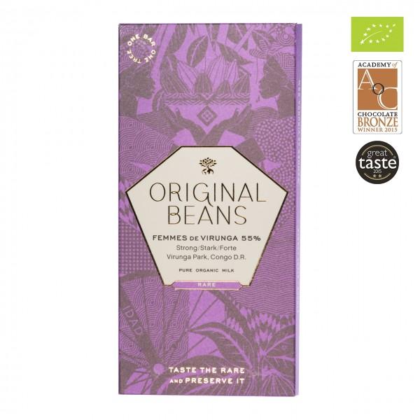 Original Beans - Femmes de Virunga 55%