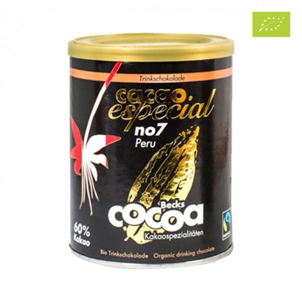 Becks Cocoa - No. 7 Peru 60%