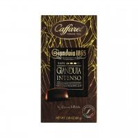 Caffarel - Nougat dunkle Schokoladen Tafel