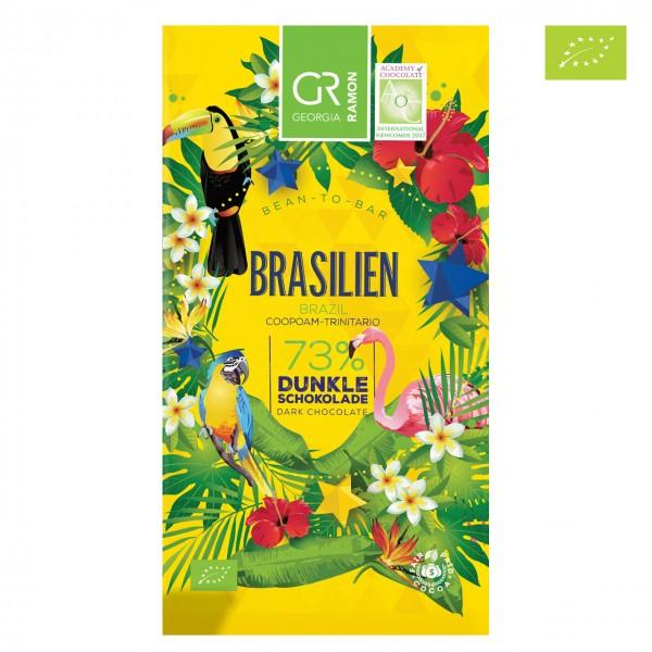 Georgia Ramon - Aromatische Dunkle Schokolade aus Brasilien