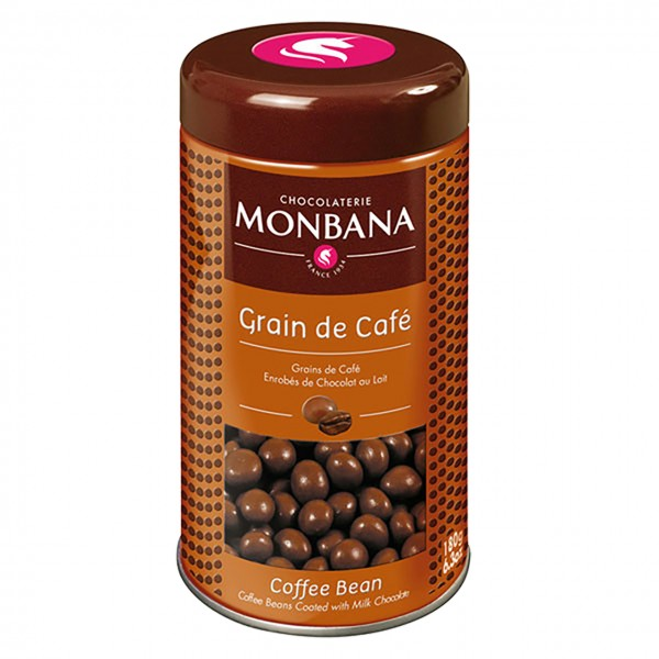 Monbana - Snack Box, Coffee Beans