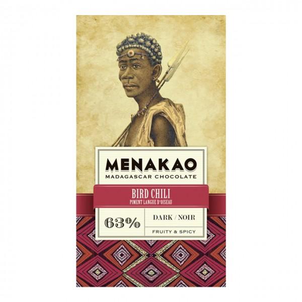 Menakao - Bird Chili, Dark 63%