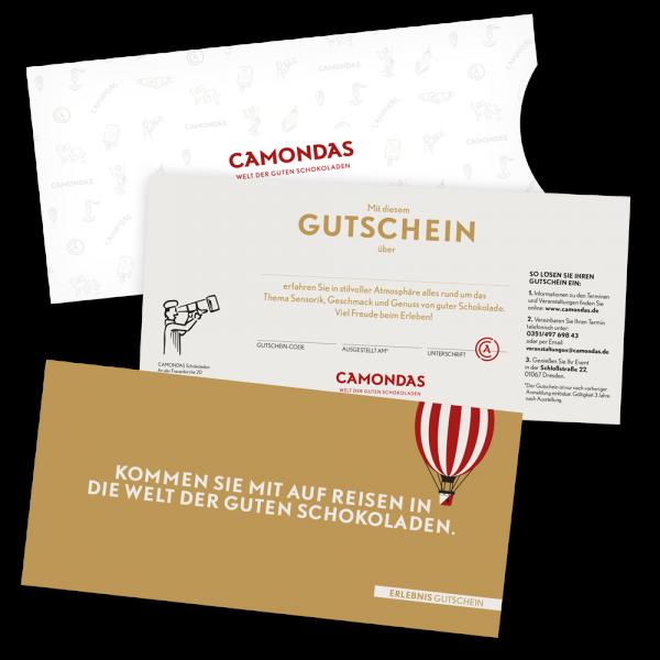 Geschenk-Gutschein für Museums-Veranstaltungen