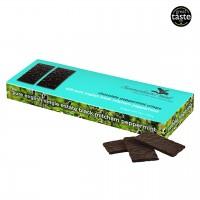 Summerdown - Dunkle Schokolade mit Pfefferminzöl und Zuckercrips