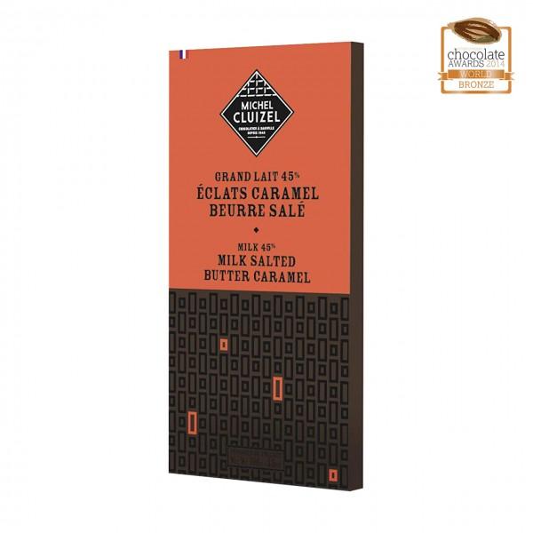 Michel Cluizel - Vollmilchschokolade mit Karamell und gesalzener Butter