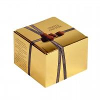 Mathez - Schokoladen-Trüffel Fantasie Pur in einer Goldbox 100g