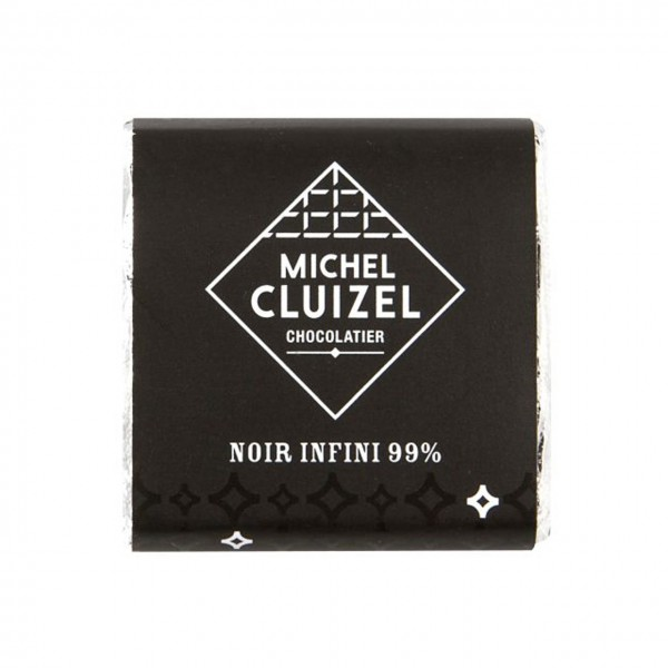 Michel Cluizel - Dunkle Minitafel mit 99% Kakao
