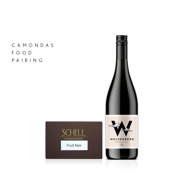 CAMONDAS - Pairing Barbara Cuvee & Fruit Noir