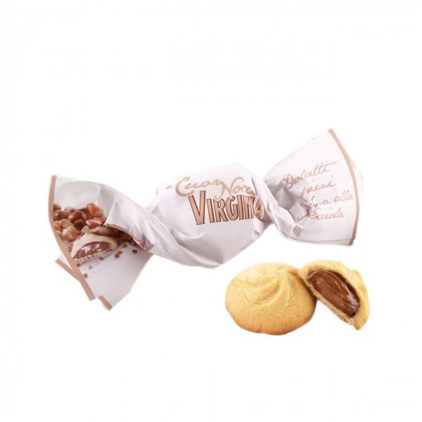 Amaretti Virginia - Biscuit mit Haselnusscreme gefüllt
