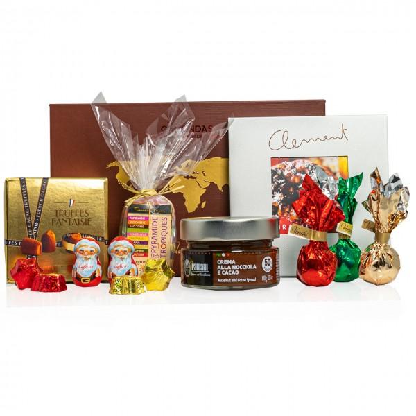 """CAMONDAS - Geschenkbox """"Weihnachten"""""""