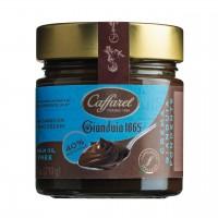 Caffarel - Dunkle Nougat-Schokoladencreme