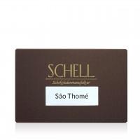 Schell - Dunkle Schokolade aus São Thomé