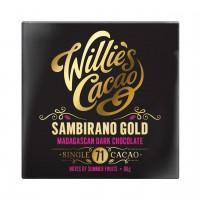 Willie`s Cacao - Sambirano Gold - Madagassische Dunkle Ursprungsschokolade