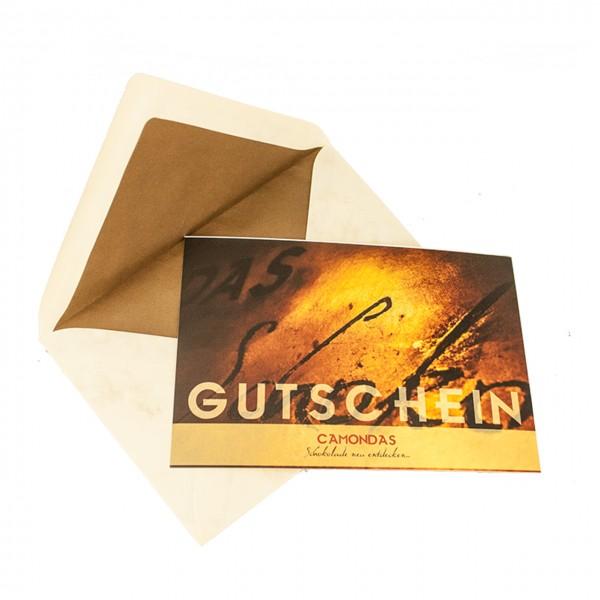 Geschenk-Gutschein über 25 €