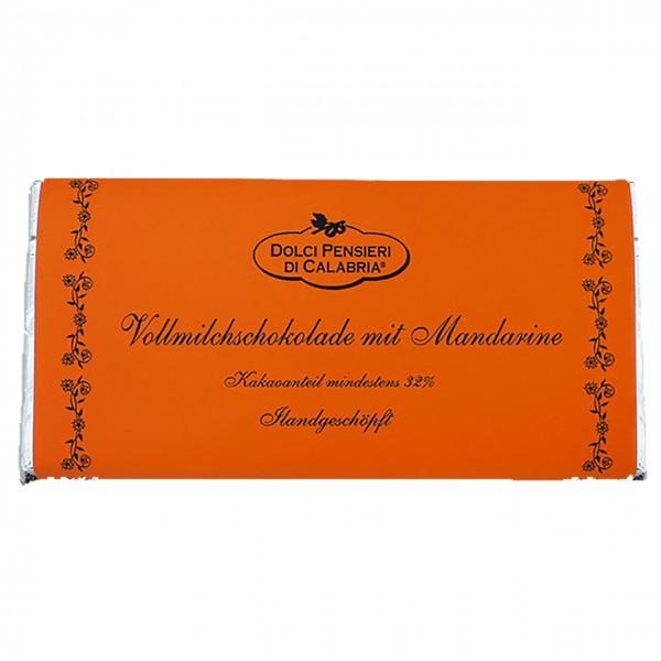 Dolci Pensieri Vollmilch-Schokolade Mandarine